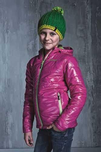 Schöffel stelt seine erste Kinderkollektion vor: Sie ist PFOA frei und zeigt Mut zur Farbe. Foto: (c) Schöffel