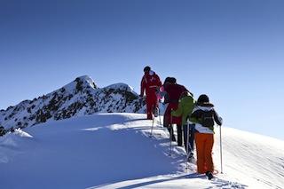 Auch ohne Ski an den Füßen bietet das Montafon eine Menge Outdooraktivitäten im Winter. Foto: (c) Silvretta Montafon