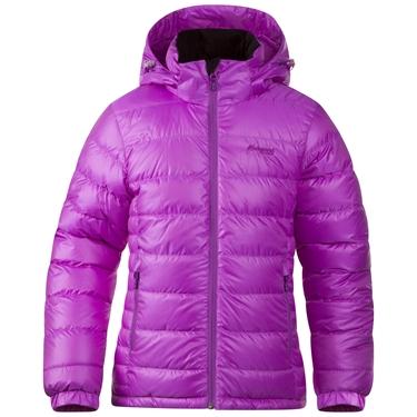 Bei Winterjacken treibt es Bergans richtig bunt. Bestes Beispiel das Girls Down Jacket.  Foto: (c) Bergans