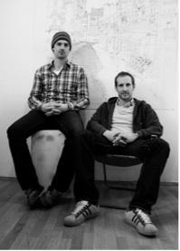 Die beiden Gründer von Heimatplanet: Stefan und Stefan.  Foto: (c) Heimatplanet