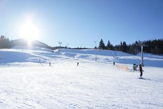 Skigebiete in den Mittelgebirgen schneiden in Punkto Familienfreundlichkeit gut ab. Foto: (c) Kinderoutdoor.de