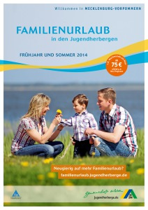 Familienurlaub an der Ostsee kann  ganz entspannend sein. Tolle Angebote haben die Jugendherbergen. Foto:(c) Deutsches Jugendherbergswerk