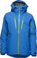 Mit Primaloft ist das Norrona JR Lofoten Jacket ausgerüstet. Da haben es die Kinder kuschelig warm. Foto (c) Kinderoutdoor.de
