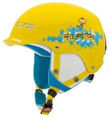Spam Cap Junior von Alpina. Eine coole und sichere Sache.  Foto: (c) Alpina