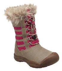 Keen hat was gegen kalte Füße: Den Wapato Yout. Foto: (c) Wapato