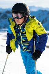 Icepeak zeigt auf der ISPO wie tolle Kinderkleidung aussehen kann. Foto (c) Icepeak