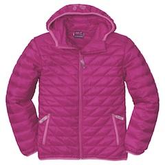 Pink, pink, pink sind alle meine Kleider, pink, pink, pink ist alles was ich hab! Darum lieb ich, alles was so pink ist...... Foto(c) Jack Wolfskin