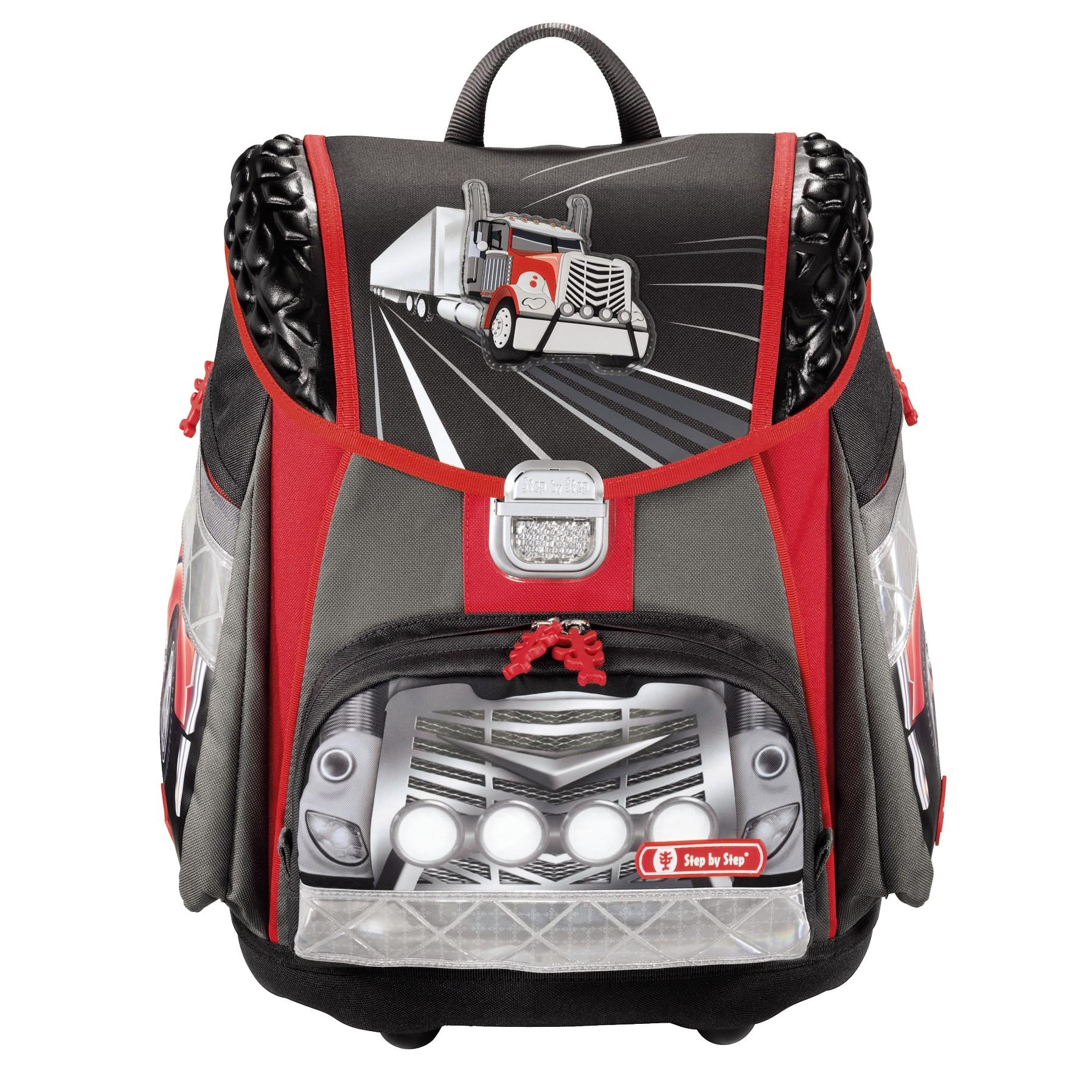 Wieviel darf an Gewicht in einen Schulrucksack hinein? Foto: (c) Hama GmbH & Co. KG