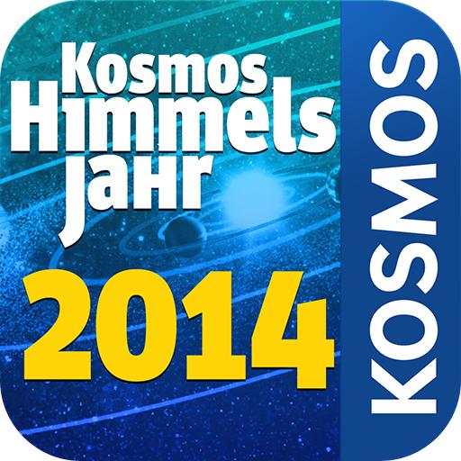 Kosmos zeigt mit der neuen Himmelsjahr App alles was nachts über unseren Köpfen stattfindet.  Foto (c) kosmos Verlag