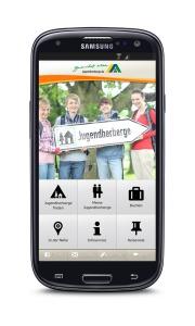 Jugendherbergen mobil buchen: Mit der verbesserten App. Foto (c) Deutsches Jugendherbergswerk