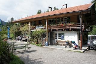 Auf der Alm gibt´s leckeres Essen: Geheimtipp für die Frasi: Rahmschwammerl. Foto (c) Kinderoutdoor.de