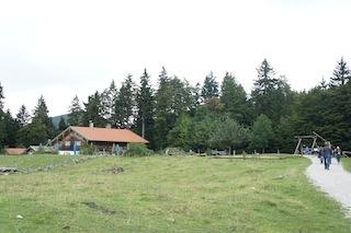 Ein Klassiker: Die Frasdorfer Hütte. Foto (c) Kinderoutdoor.de