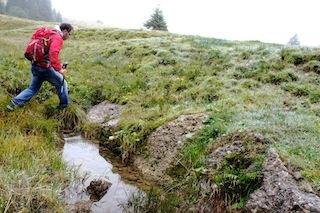 Outdoor Jacken sollen vor Regen schützen. Doch hält eine Membrane mit 30.000 mm dichter, als eine mit 10.000mm? Foto (c) Kinderoutdoor.de