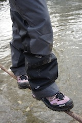 In allen Outdoor Situationen zeigt sich der Salewa Schuh von seiner besten Seite.  Foto (c) Kinderoutdoor.de