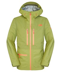 "Ein Maßstab? Die neue The North Face Jacke ""Fuse Brigandine Jacket"" hat es in sich! Foto: (c) The North Face"
