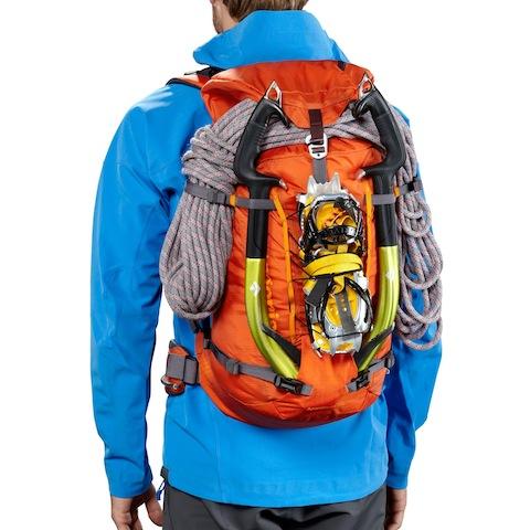Nimm´s leicht! Patagonia zeigt wie ein moderner Rucksack aussieht. Foto (c) Patagonia