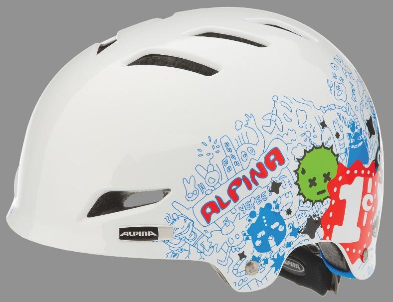 Welchen Style hätten´s denn gerne? Alpina bietet den Kindern eine große Auswahl. Foto (c) Alpina