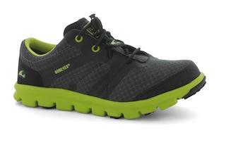 Die neuen Outdoor Schuhe Maverick sind für den Sommer gedacht und entsprechend leicht. Foto (c) Viking Footwear
