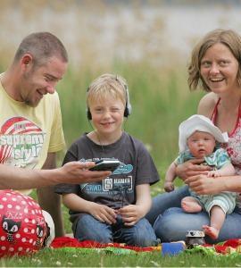 Familienurlaub in Mecklenburg-Vorpommern über Ostern. Die Jugendherbergen haben tolle Angebote! foto (c) Deutsches Jugendherbergswerk