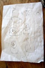Mein lieber Biber! So skizzieren Kinder den Meister Bockert. Foto (c) Kinderoutdoor.de