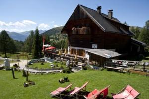 Sommer, Sonne, Bonnerhütte! Das ideale Basislager für Wandererlebnisse mit der Familie. Foto: (c) Tourismusregion Katschberg/ Salzburger Land-Kärnten