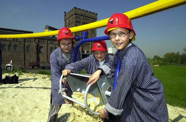 Ausflug Unter Tage: Schicht auf der Zeche Knirps in Bochum, dem einzigen Kinderbergwerk in Deutschland. Foto: (c) LWL-Industriemuseum: Torsten Janfeld