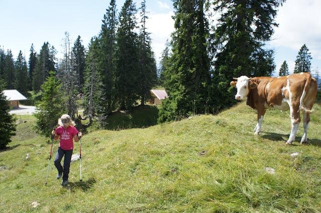 Unterwegs beim Urlaub in Bayern. Für Familien ist auch dieses Jahr wieder einiges geboten. Foto (c) Kinderoutdoor.de