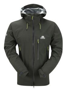 Das Gryphon Jacket von Mountain Equipment für alle Gipfelstürmer. Foto (c) Mountain Equipment
