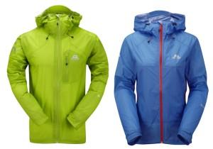 Mountain Equipment stellt die ultraleichten Jacken Micron und Lattice Jacket vor.  Foto (c) Mountain Equipment
