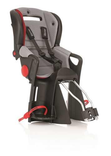 Römer Kindersitze sind praktisch und sicher. Auch wenn es noch ein kleines Problem gibt..... foto (c) britax / römer