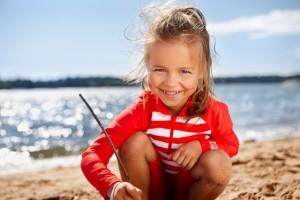 Neue Sonnenschutzkleidung von Reima: Sonne und Meer! foto (c) Reima