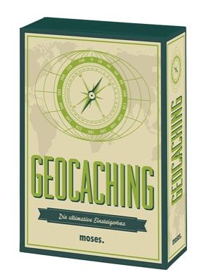 Damit finden die Kinder in Zukunft jedes Osternest: Die ultimative Einsteigerbox für´s Geocaching.  Foto (c) Moses Verlag