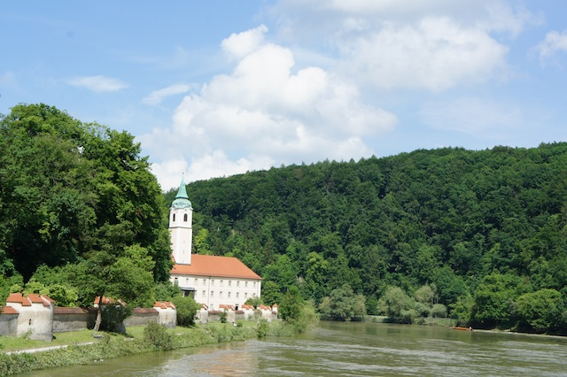 Urlaub in Bayern: In einem der zahlreichen Klöster können Eltern sich eine Auszeit nehmen. foto (c) Kinderoutdoor.de