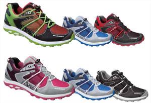 Mammut Schuhe geben auch beim Trailrunning Gas: So wie die MTR 201 Por Low men/women.  foto (c) Mammut