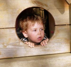 Bei Neptun da ist ja bald das Ziel der Schatzsuche am Kindergeburtstag in Sicht! foto (c) : Claudia Drescher-Lühn  / pixelio.de