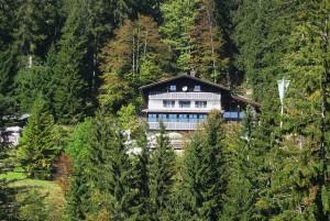 Berghütten bei denen man mit der Familie gewesen sein muss: Das Brünnsteinhaus! Foto (c) Rufus 46, Wikipedia.de, Creative Commons Attribution-Share Alike 3.0 Unported license.