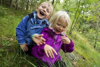 Bergans versteht bei Kinderjacken keinen Spaß und setzt kompromisslos auf hohe Qualität. Foto (c) Bergans