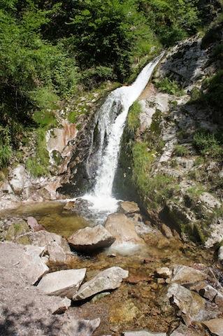 Wasserfälle im Schwarzwald: Die Fälle von Allerheiligen sind einen Besuch wert! Foto (c) Kinderoutdoor.de