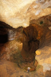 So sieht die Fränkische Schweiz von unten aus: Über 1.000 Höhlen gibt es hier. foto(c) Kinderoutdoor.de