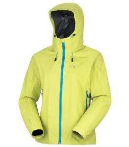 Millet bringt Farbe und Funktion in die Berge mit dem Fitzroy jacket.  Foto (c) Millet