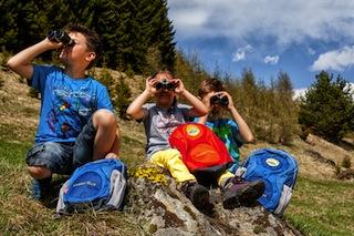 Familienferien mit begeisterten Outdoor Kindern in Serfaus-Fiss-Ladis. Fotoquelle Andreas Kirschner Fiss   Serfaus-Fiss-Ladis / Tirol/ A |