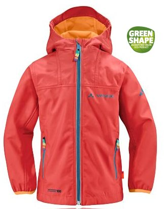 Vaude ist grün mit dem Vaude Rondane Jacket. Foto(c) Vaude