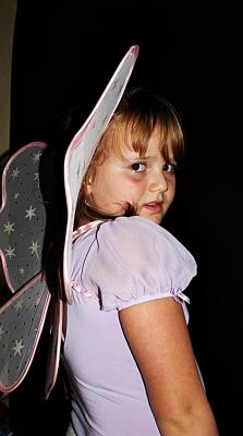 Bei der Feen Schnitzeljagd habt Ihr beim Kindergeburtstag wenig Stress.  Foto (c) Nicole Celik  / pixelio.de