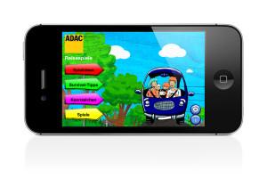 Auto Spiele und Beschäftigungsideen vom ADAC.  Foto (c) ADAC