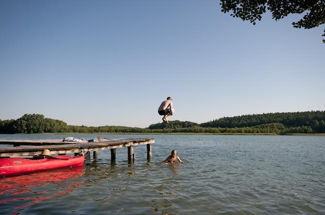 Badeseen in Brandenburg: Erfrischend anders. Foto (c) TMB_Fotoarchiv_H.Silbermann1.jpg