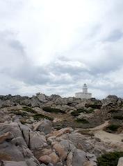 Der nördlichste Punkt von Sardinien: Capo Testa. Foto (c) Kinderoutdoor.de