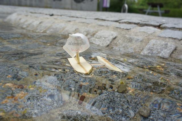 Leinen los! Garantiert kippsicher schwimmt unser Klipper dahin.  Foto (c) kinderoutdoor.de