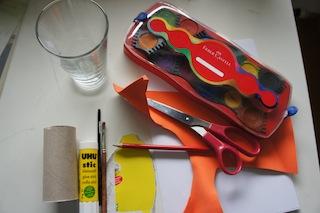 Daraus basteln wir heute Einladungskarten und Glückwunschkarten. Seht selbst! Foto (c) Kinderoutdoor.de