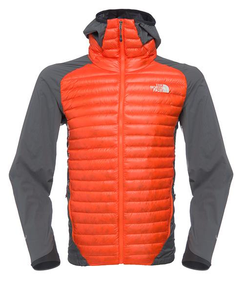 Niederländische Fußballfans finden die Farbe der The North Face Jacke Verto Micro Hoodie sicher genial! Foto (c) The North Face