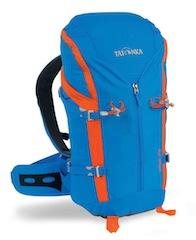 Der Tatonka Rucksack Vari 25 ist für Klettersteige optimal.  Foto (c) Tatonka